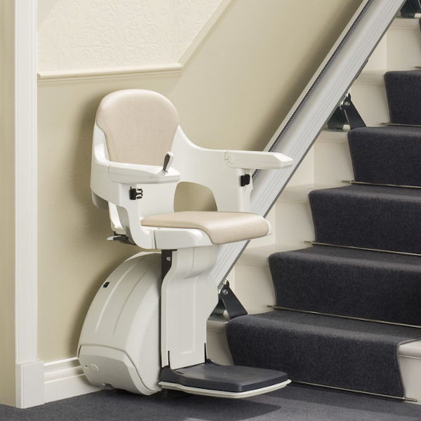 Access BDD - Homeglide Straight Stairlift Image