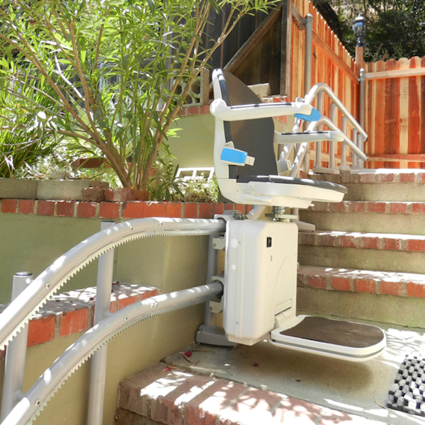 handicare 1000 outdoor stairlifts