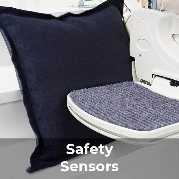 handicare 950 stairlift Safety Sensors