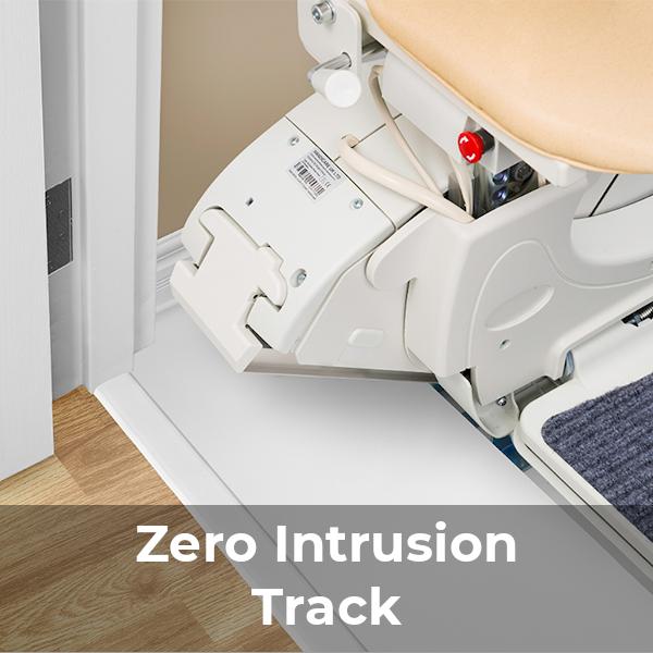 handicare 950 stairlift zero intrusion track