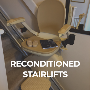 Second hand stairlifts reconditioned