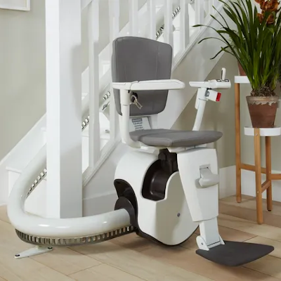 access bdd flow curved stairlift