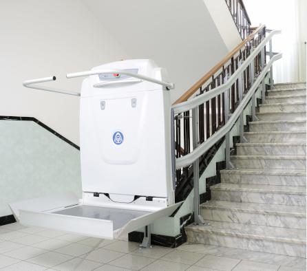incline platform lift