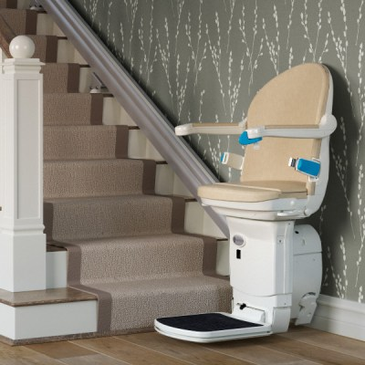 Handicare 1000 straight norfolk stairlifts